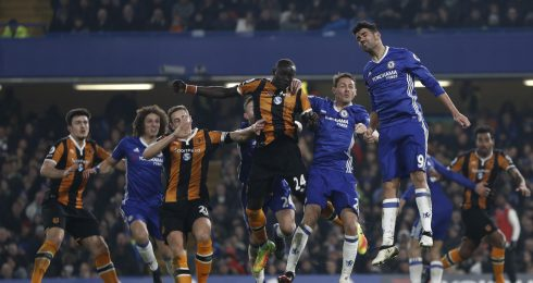 Chelsea supera al Hull City con gol de Diego Costa