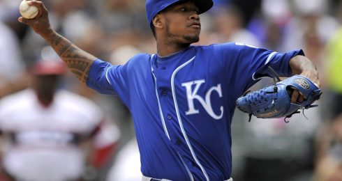 Fallece el pitcher dominicano Yordano Ventura en accidente de tránsito