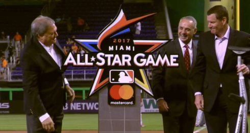 Tony Pérez y Jeff Conine nombrados embajadores del All-Star 2017